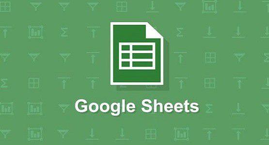 Tính năng đồ thị trong Google Sheets