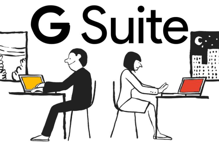 cập nhật tính năng mới của G Suite