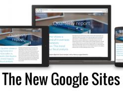new google site
