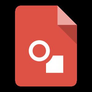 Google Docs, Slides, Drawings