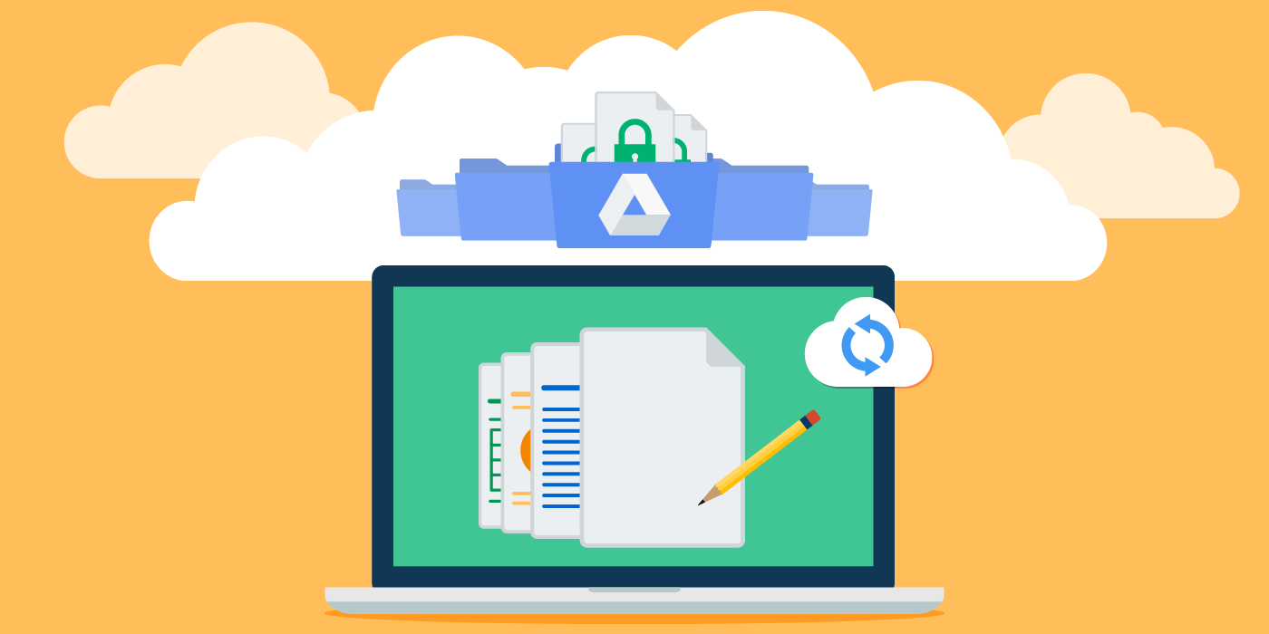 Drive File Stream & Backup and sync