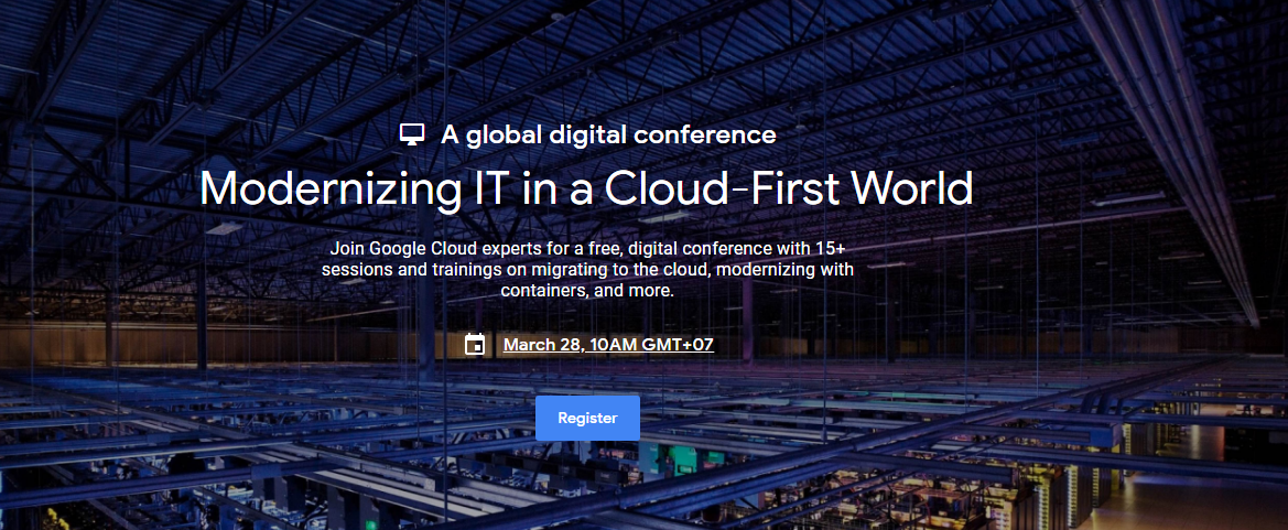 Google Digital Conference