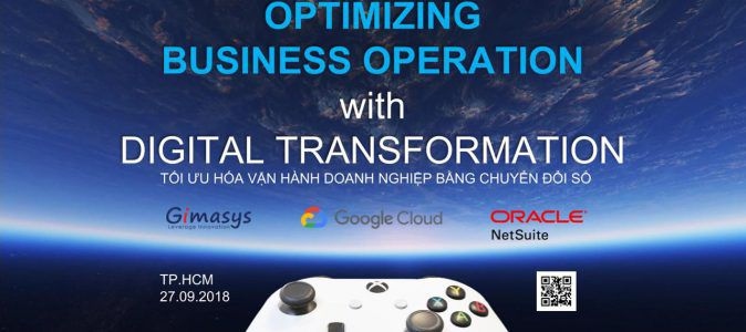 G Suite & Oracle NetSuite