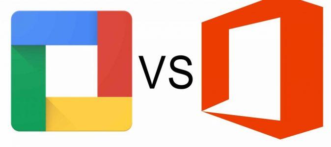 G Suite và Office 365