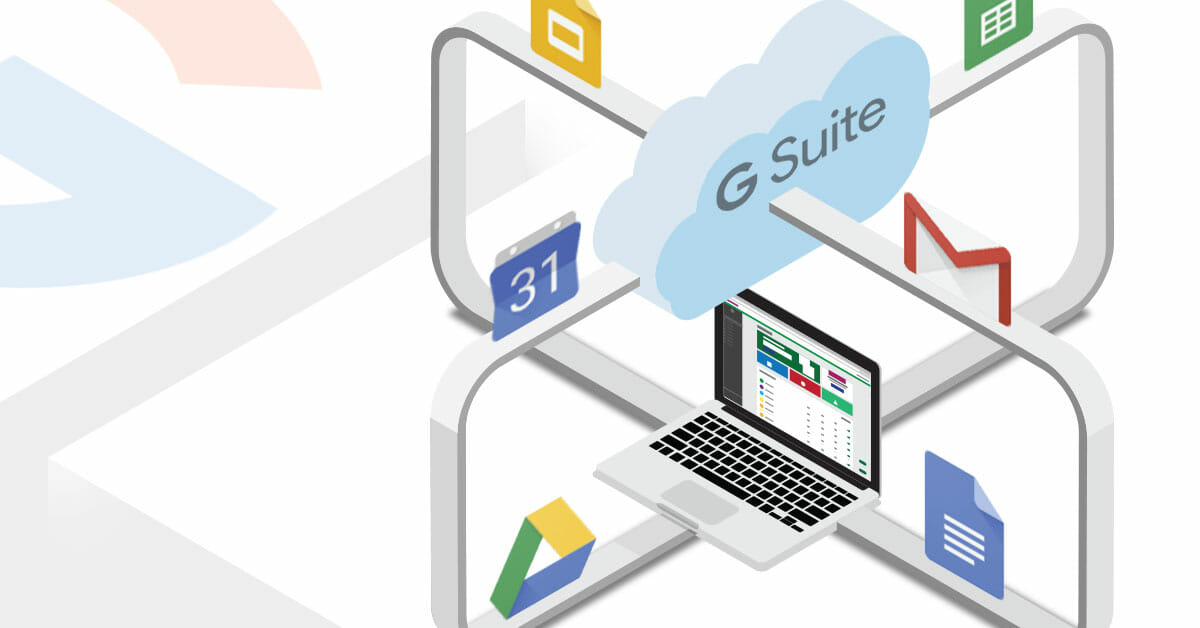 G suite và Office 365