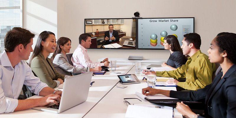 video conference - giải pháp họp trực tuyến, hội nghị truyền hình