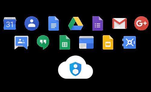 G Suite Cloud Identity