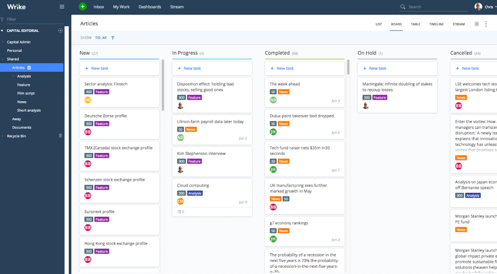 Quản lý dự án hiệu quả hơn với G Suite add-ons