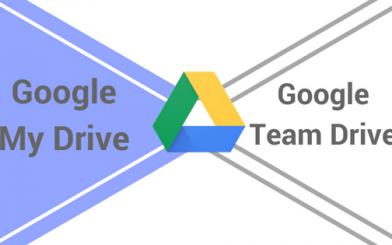 5 lý do doanh nghiệp nên sử dụng Team Drive