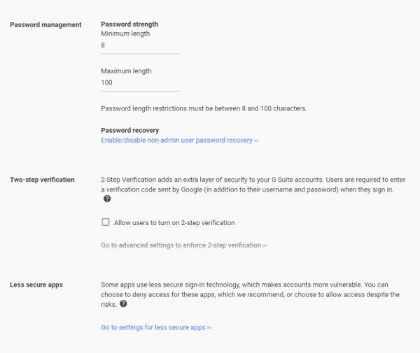 Cách cài đặt G Suite Gmail trên Outlook 2019