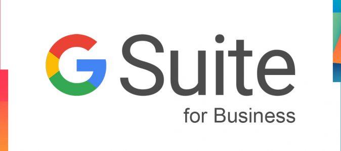 g suite dịch vụ email theo tên miền