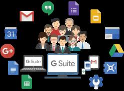 G Suite hỗ trợ các doanh nghiệp làm dịch vụ như thế nào?
