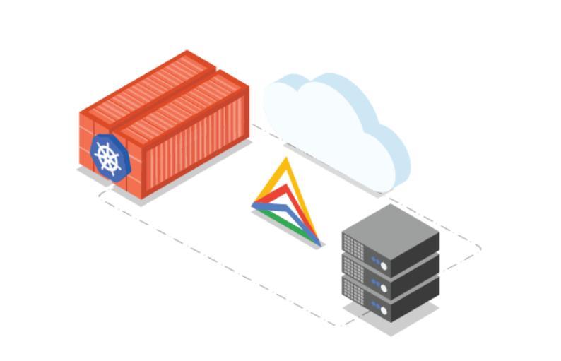 lưu trữ ứng dụng và dữ liệu