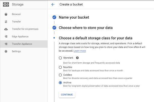 Lưu trữ dữ liệu của bạn thành 'tảng băng' với dịch vụ lưu trữ mới