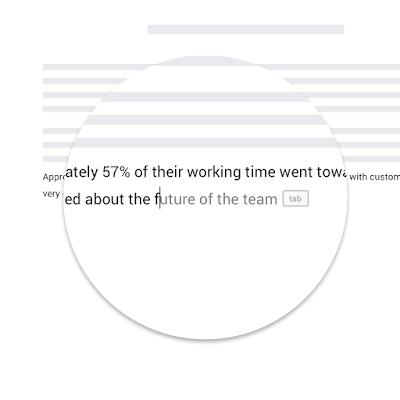 Smart Compose hiện đang có sẵn trong Google Docs