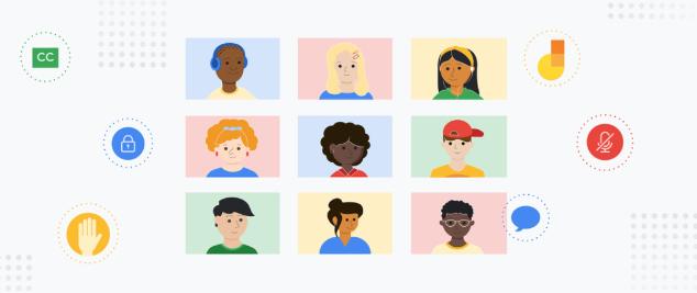 Chặn người tham gia vào Google Meet khi cố gắng truy cập lại