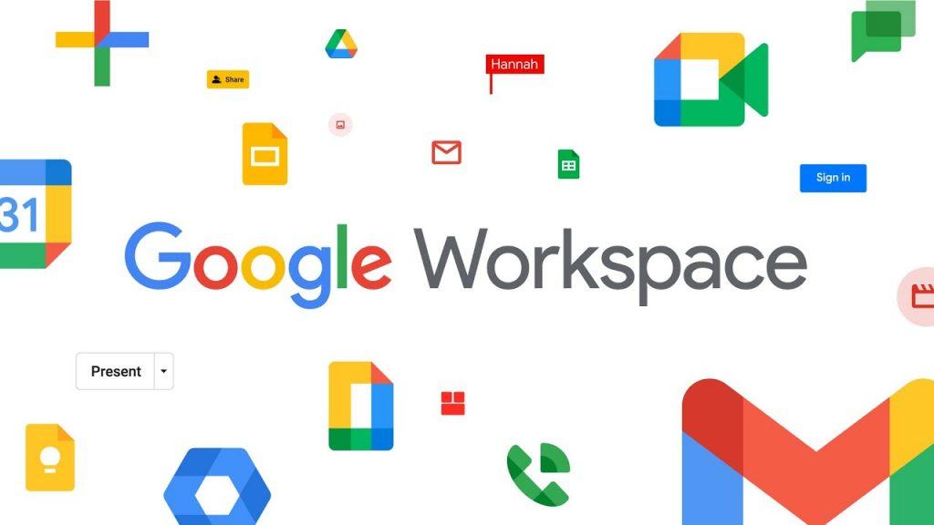 Google đổi tên bộ ứng dụng G Suite thành Google Workspace