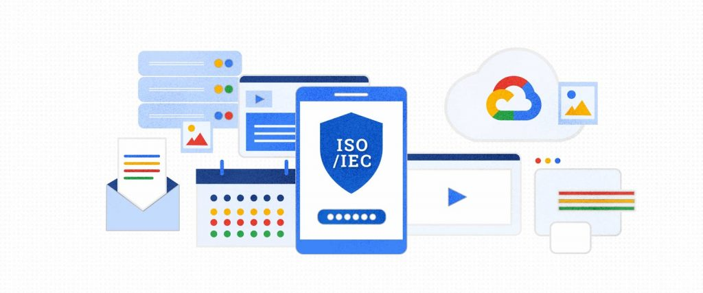 Google Cloud ISO IEC