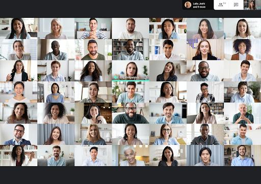 Google Meet: Gặp gỡ tối đa 49 người, bao gồm cả bạn