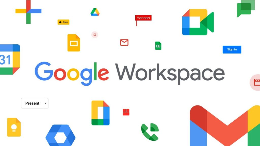 Google Workspace quản lý làm việc từ xa