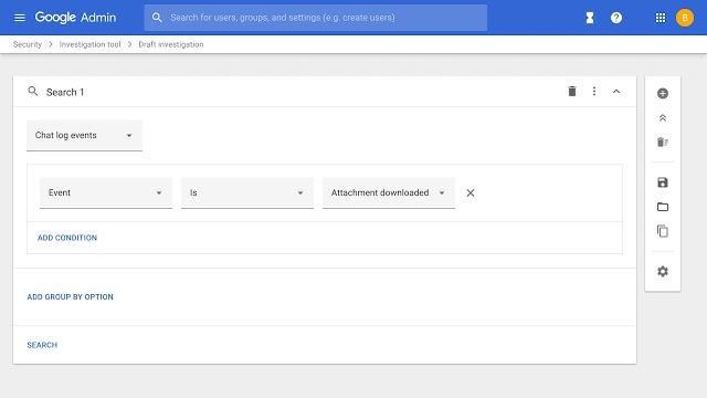 Nâng cấp công cụ điều tra bảo mật trong Google Workspace