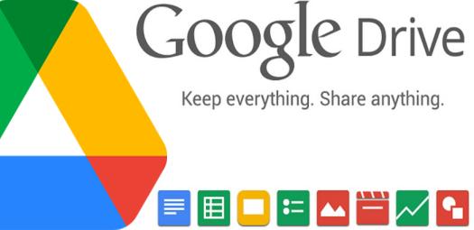 google drive quản lý tài liệu