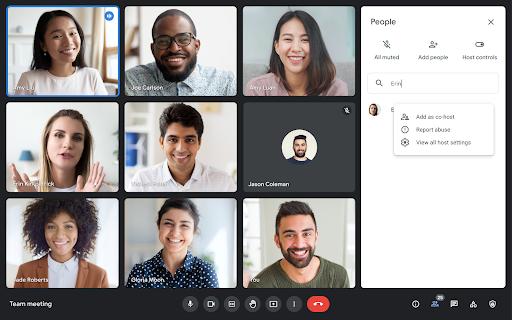 Google Meet: cập nhật và mở rộng 1 số tính năng cho người dùng