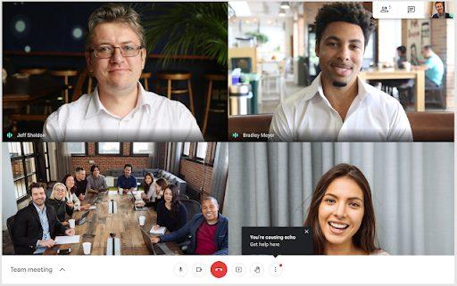 Google Meet: Tính năng giúp người dùng chặn tiếng bị vọng